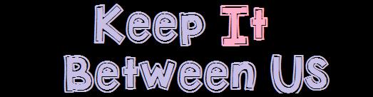 Keep it between us page logo