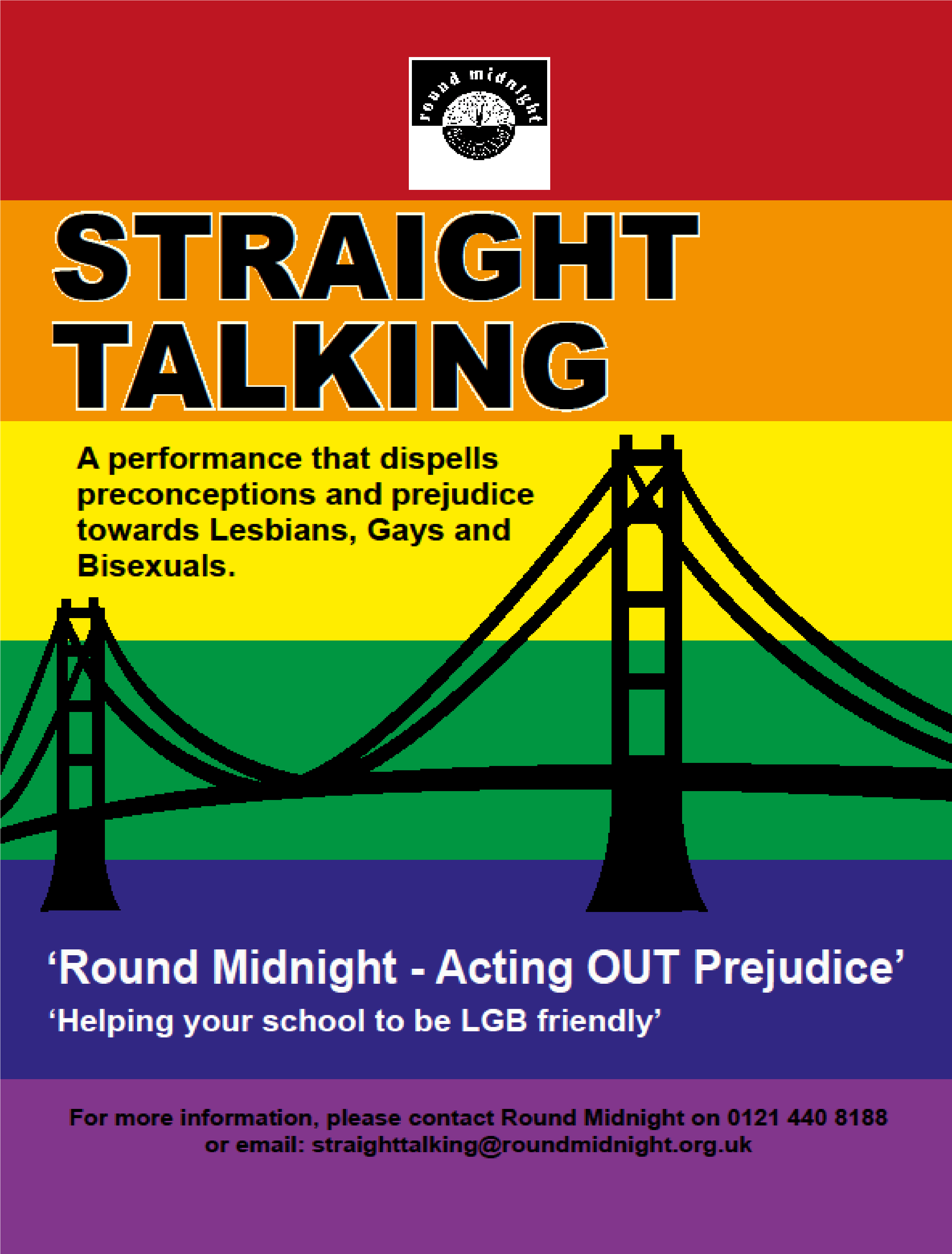 Straight Talking poster