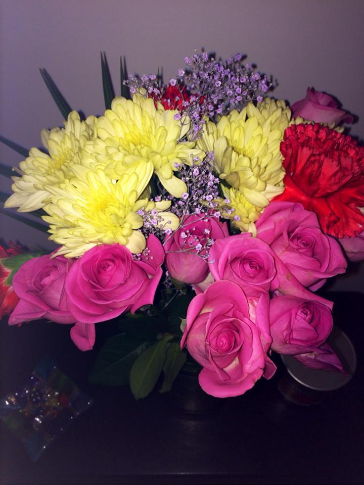 Pos Mos flowers