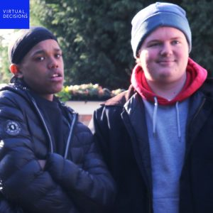 Virtual-Discisions-Actors-14 - AJ Okereke & Finn Wilkes