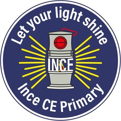 Ince Primary Logo