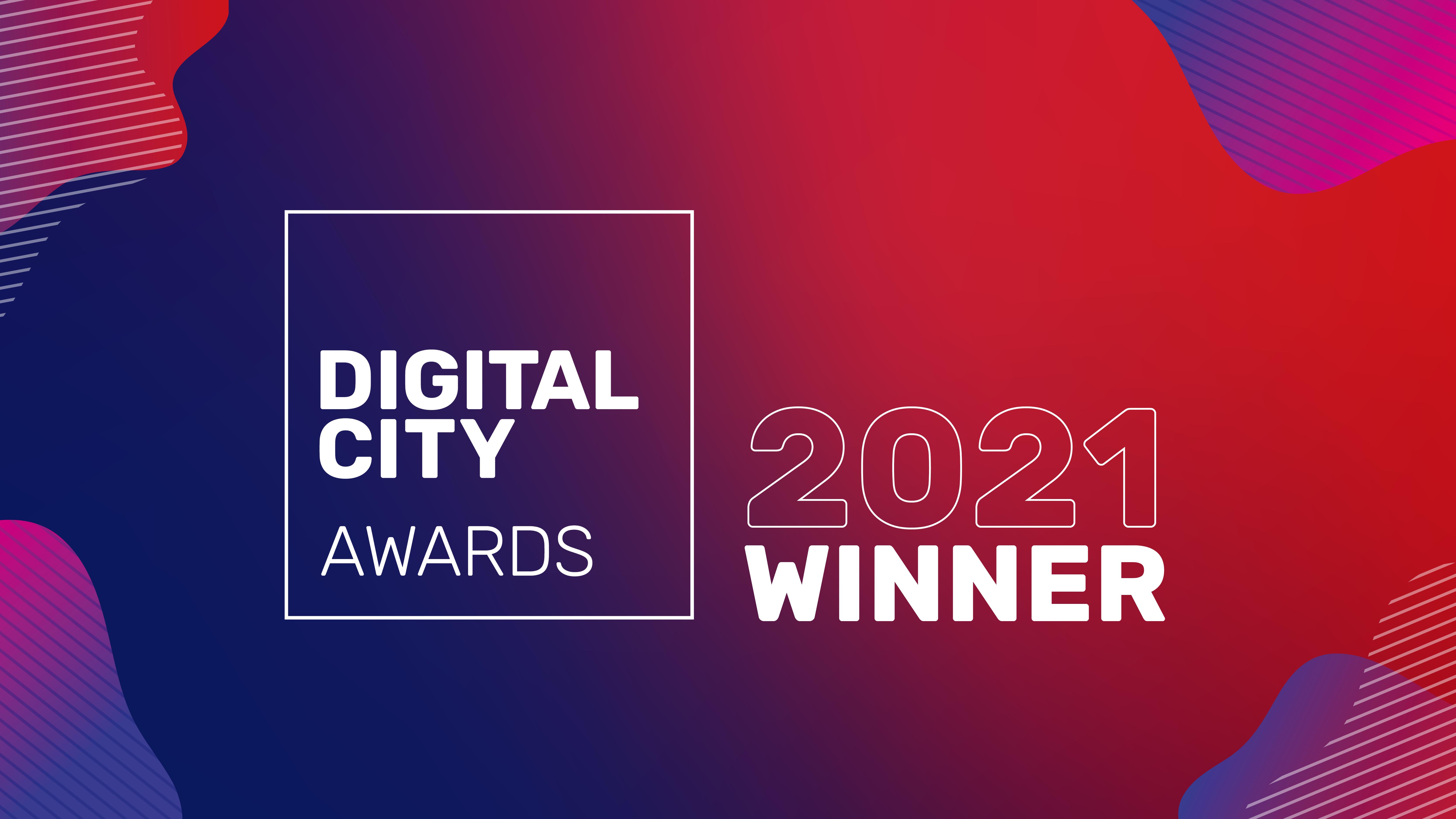 Digital City Awards 2021